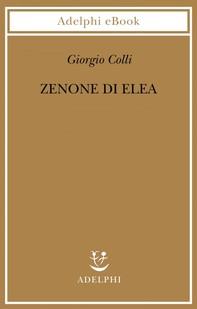 Zenone di Elea - Librerie.coop