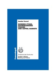 Business cycles, macroeconomic policies and capital markets - copertina