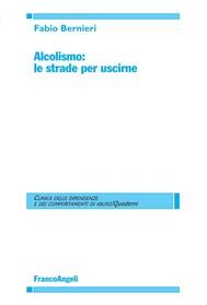 Alcolismo: le strade per uscirne - copertina