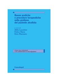 Buone pratiche e procedure terapeutiche nella gestione del paziente alcolista - copertina