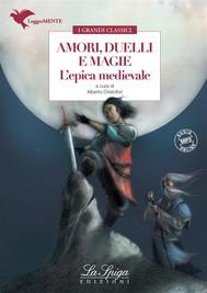 Amori, duelli e magie - copertina