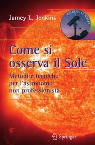 Come si osserva il Sole - copertina