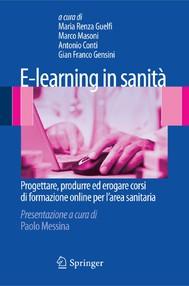 E-learning in sanità - copertina