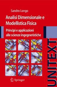 Analisi Dimensionale e Modellistica Fisica - copertina