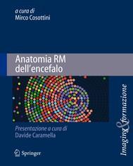 Anatomia RM dell'encefalo - copertina