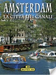Amsterdam la città dei canali - copertina