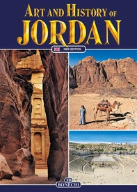 Jordan Art and History - English Edition - Librerie.coop