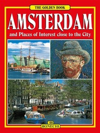 Amsterdam The Golden Book - English Edition - Librerie.coop