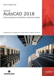Autodesk AutoCAD 2018 - copertina