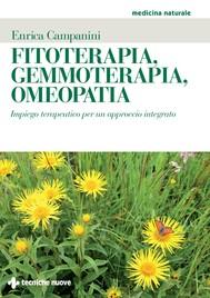 Fitoterapia, Gemmoterapia, Omeopatia - copertina