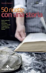 50 ricette con una storia - copertina