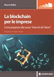 La blockchain per le imprese - copertina