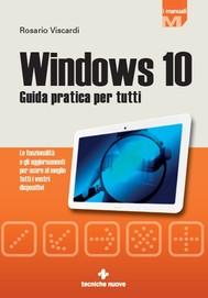 Windows 10 - copertina