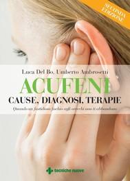 Acufeni  - Cause, diagnosi, terapie - II edizione - copertina