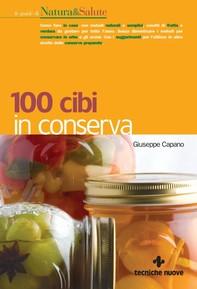 100 cibi in conserva - Librerie.coop