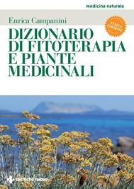 Dizionario di fitoterapia e piante medicinali - copertina