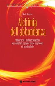 Alchimia dell'abbondanza - copertina