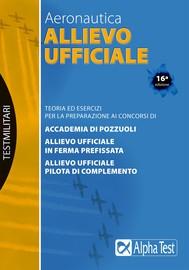Aeronautica. Allievo ufficiale - copertina