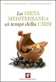 La dieta mediterranea ai tempi della crisi - copertina