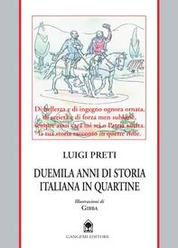 Duemila anni di storia italiana in quartine - Librerie.coop