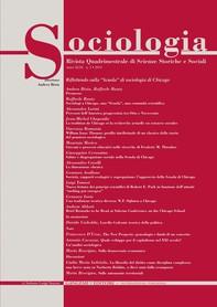 Sociologia n. 1/2015 - Librerie.coop