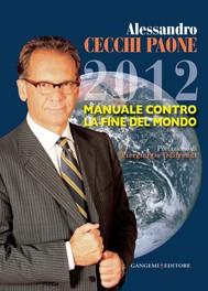 2012. Manuale contro la fine del mondo - copertina