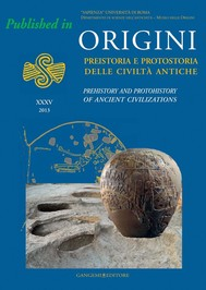 Acorn gatherers: fruit storage and processing in South-East Italy during the Bronze Age - copertina