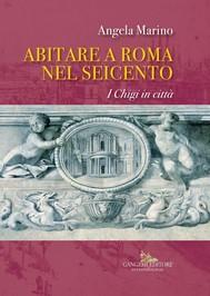 Abitare a Roma nel Seicento - copertina