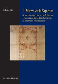 Il Palazzo della Sapienza - Librerie.coop