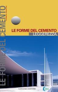 Le Forme del cemento. Leggerezza - copertina
