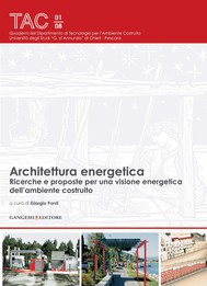 Architettura energetica - copertina