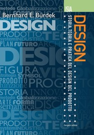 Bernhard E. Bürdek. Design - copertina