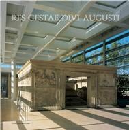Ara Pacis Roma: Res Gestae Divi Augusti - copertina