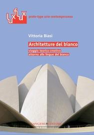 Architetture del bianco - copertina