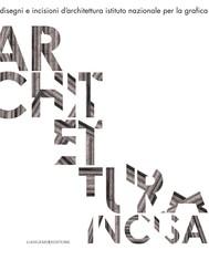 Architettura incisa - copertina