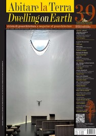 Abitare la terra n.39/2015 – Dwelling on Earth - copertina