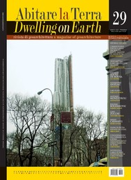 Abitare la Terra n.29/2011 - Dwelling on Earth - copertina