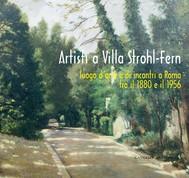 Artisti a Villa Strohl-Fern - copertina