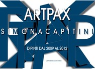 Art Pax. Simona Capitini - copertina