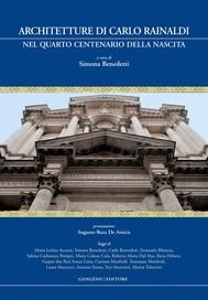Architetture di Carlo Rainaldi - copertina