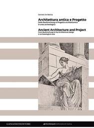 Architettura antica e Progetto - copertina