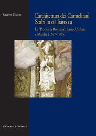 L'architettura dei Carmelitani Scalzi in età barocca - copertina