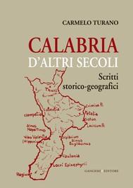 Calabria d'altri secoli - copertina