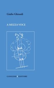 A mezza voce - copertina