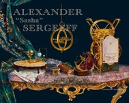 Alexander Sasha Sergeeff - copertina