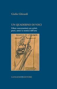 Un quaderno di voci - Librerie.coop
