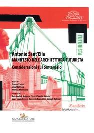 Antonio Sant'Elia. Manifesto dell'architettura futurista - copertina