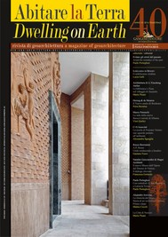 Abitare la Terra n.40/2016 – Dwelling on Earth - copertina