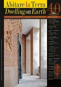 Abitare la Terra n.40/2016 – Dwelling on Earth - Librerie.coop