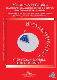 Nuove esperienze di giustizia minorile e di comunità - Unico 2015 - Librerie.coop